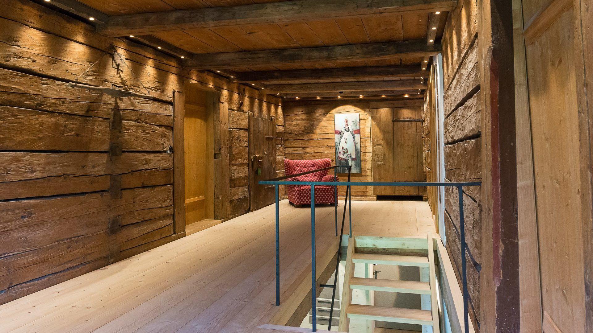 Lichtplanung bei Restaurationen von Landhäusern, Oberbayern