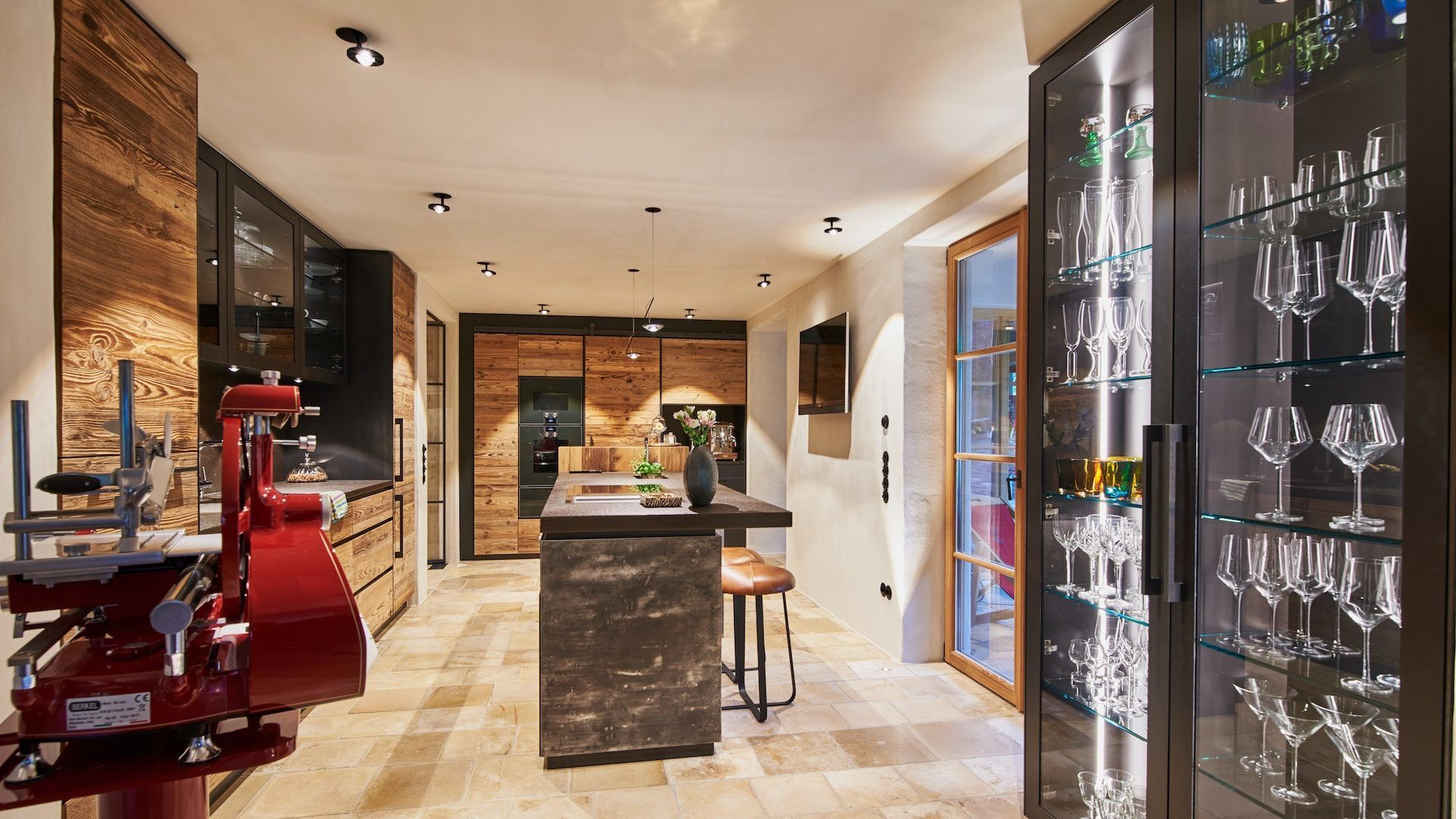 Küchenblock Beleuchtung, Lichtplanung aus Traunstein