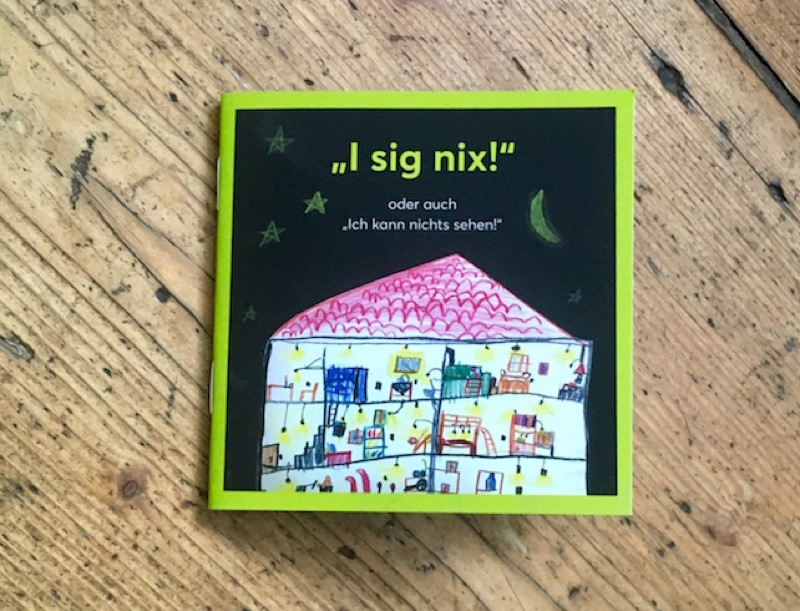Heimatlicht Kinderbuch - Die Geschichte vom Licht