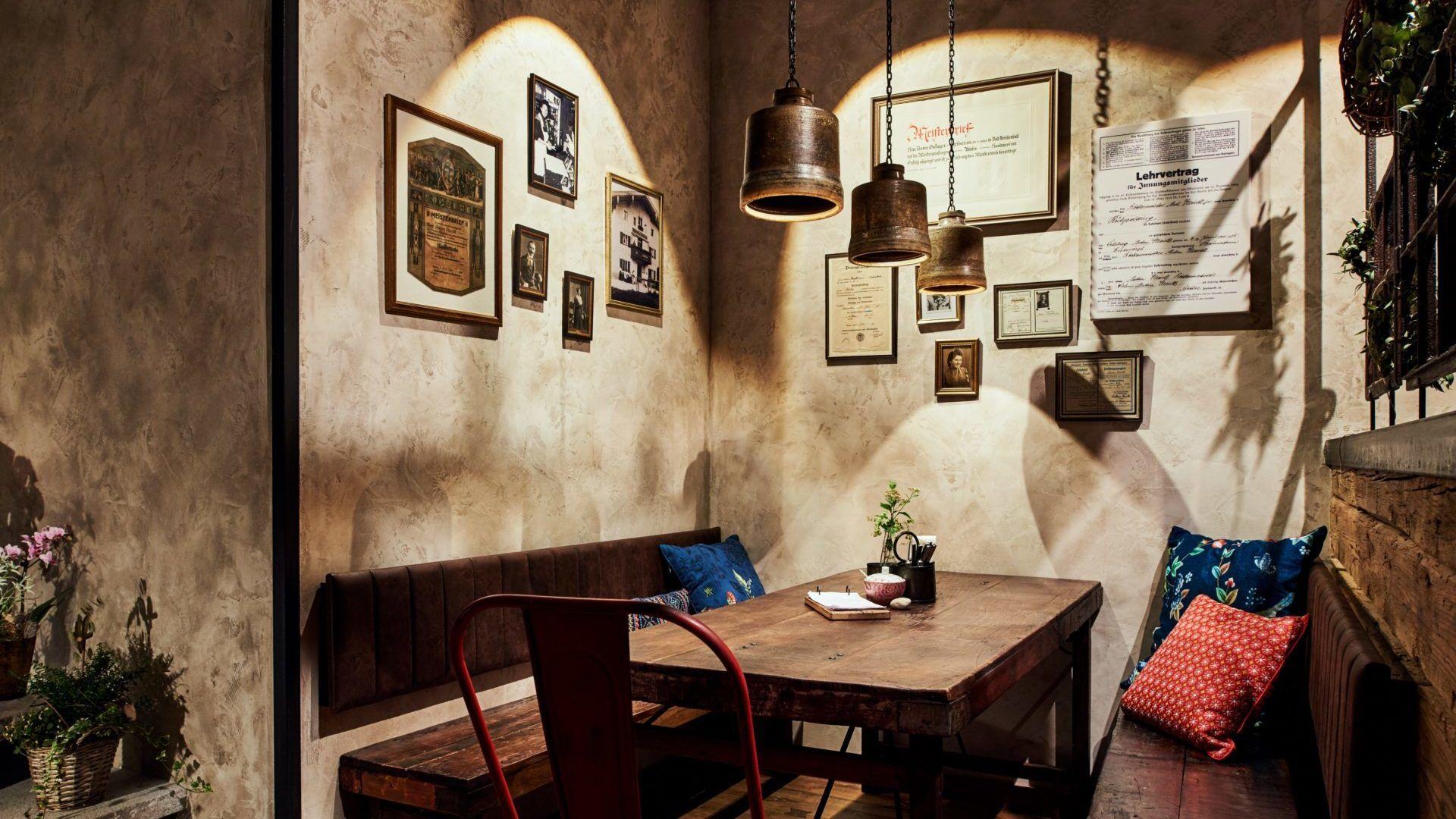 Stimmungsvolle Beleuchtung für Gastronomie nur mit Lichtplanung