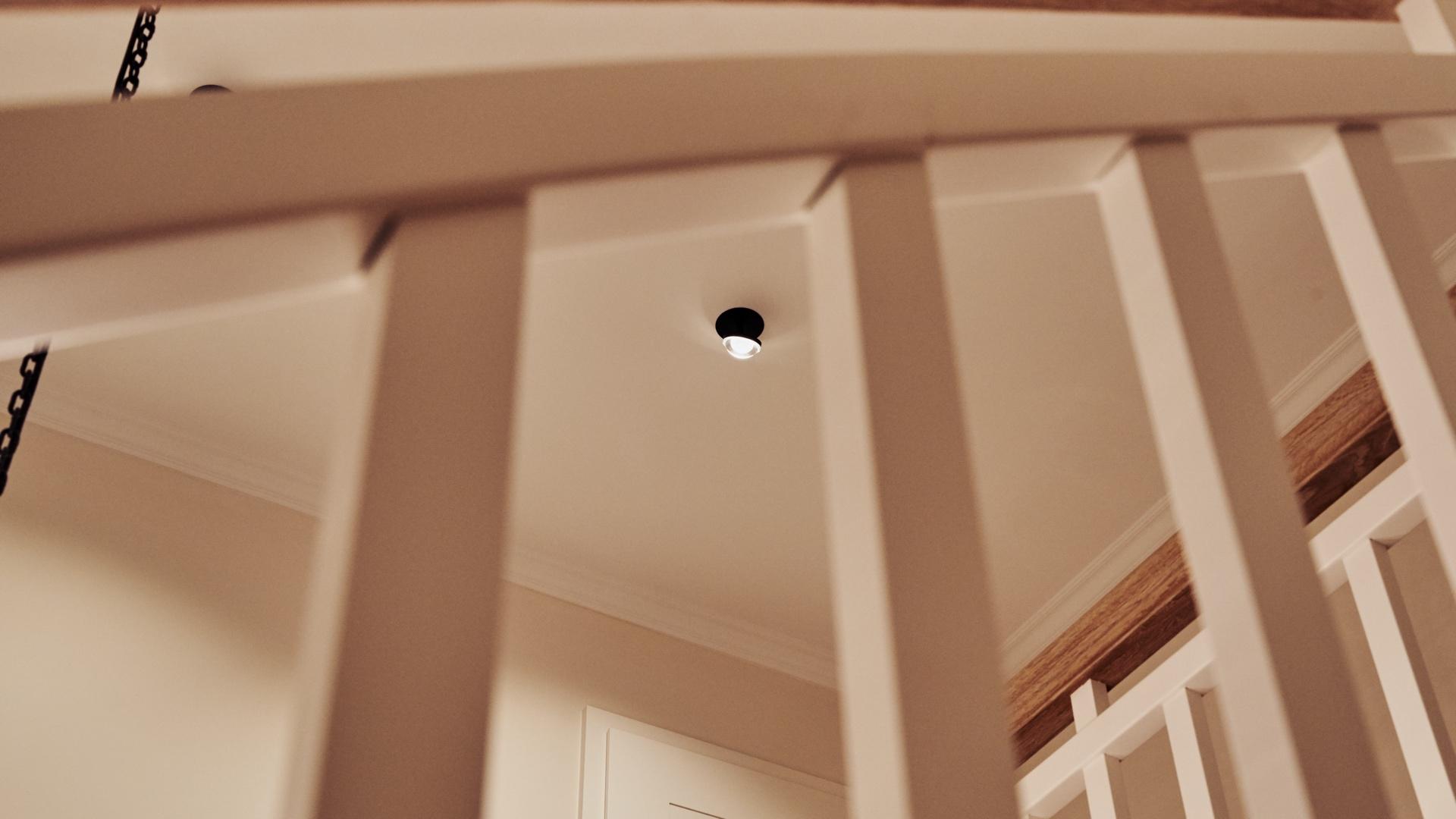 LED Beleuchtung Treppenhaus von heimatlicht.eu aus Traunstein