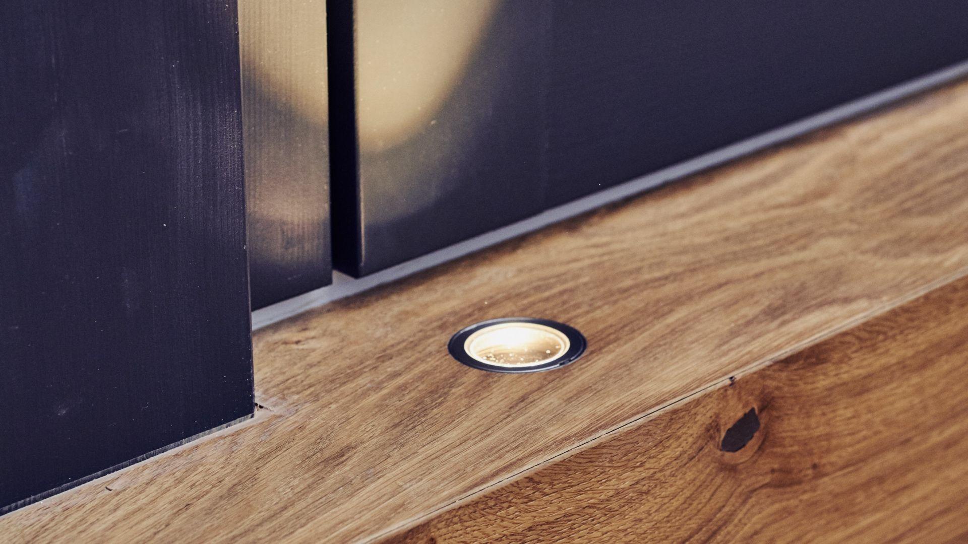 LED Leuchte Fussboden von heimatlicht.eu aus Traunstein