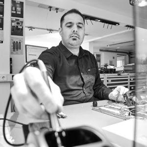 Hola aus der Werkstatt: Gastón Fileni